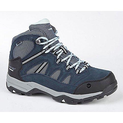 Hi-Tec - Bandera II - Scarpe impermeabili da camminata - Donna Blu/Blu navy