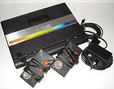 Atari 7800 Konsole/Gerät - Schwarz (Atari) Z2-3 lose