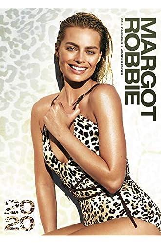 Margot Robbie 2020 Calendar