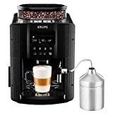 Krups kahve makinesi (1,8 l, 15 bar, LC Display, Autocappuccino-System) EA8160