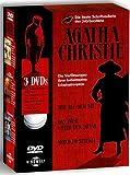 Agatha Christie Box (Tod auf dem Nil, Mord im Spiegel, Das Böse unter der Sonne)