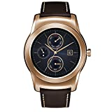 LG Watch Urbane W150 Smartwatch 3,3 cm (1,3 Zoll), Android Wear, Gold (International Version)