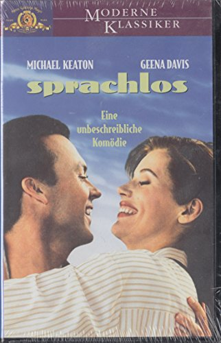 Sprachlos [VHS]