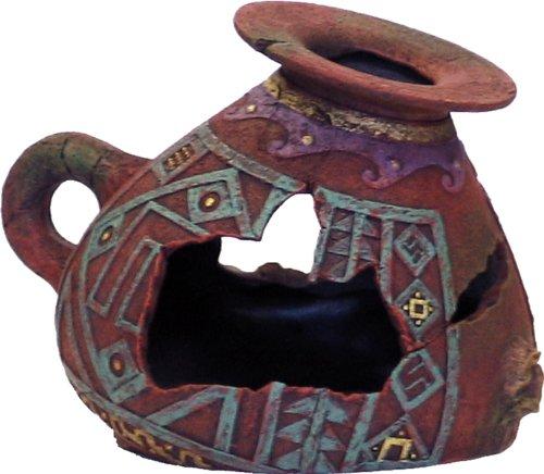 Blue Ribbon Exotic Umgebungen von den Inkas Vase Aquarium Ornament, klein