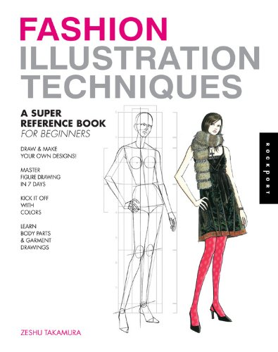 Fashion Illustration Techniques A Super Reference Book For Beginners Pdf Download Book Sound Good