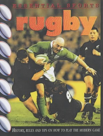 Essential Sports: Rugby Paperback por Andy J. Smith