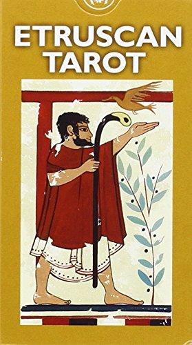 Etruscan Tarot (Roma Collection) por Riccardo Minetti