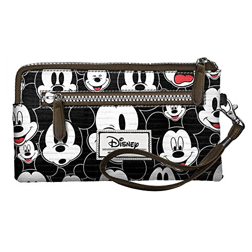 Karactermania Disney Classic Mickey Visages Bolsas