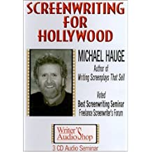Screenwriting for Hollywood (3 Audio CDs)
