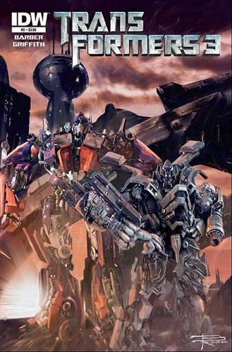 Transformers 3 Prequel 1: la face cachée de la lune
