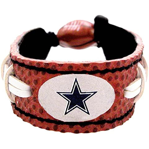 NFL Dallas Cowboys Classic Football Bracelet
