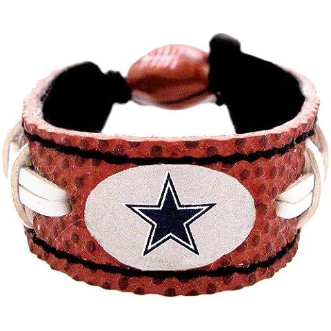 NFL Dallas Cowboys Classic Football Bracelet