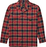Emerica Pendleton Ls Flannel -Fall 2018-(6130001740-611) - Red/Navy - L