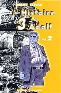 L'Histoire des trois Adolf Edition simple Tome 2