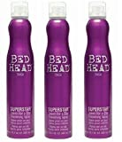Tigi Bed Head Superstar Spray Queen for a Day Set 3 x 300ml