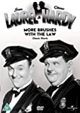 Laurel & Hardy Volume 20 - More Brushes With The Law/Classic Shorts [DVD]