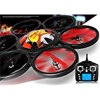"RC 4,5 Kanal 2.4 Ghz Hexacopter - riesen Quadrocopter, Drohne ""WL Toys V323"""