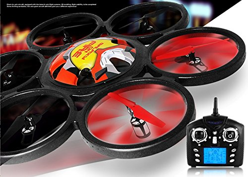 "RC 4,5 Kanal 2.4 Ghz Hexacopter - riesen Quadrocopter, Drohne ""WL Toys V323\"""