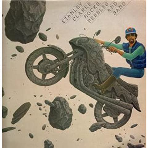 ROCKS PEBBLES AND SAND LP UK EPIC 1980
