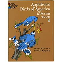 Audubon's Birds of America Coloring Book (Dover Nature Coloring Book)