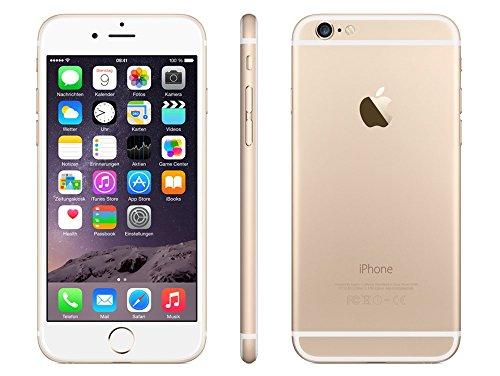 51PWBas84yL - [eBay] Apple iPhone 6 64GB Gold (Gebraucht) für nur 259,90€