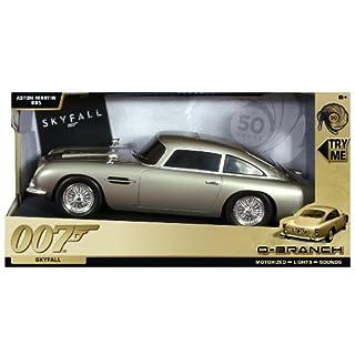 Richmond Toys James Bond 007 Q Branch Aston Martin Vanquish Skyfall