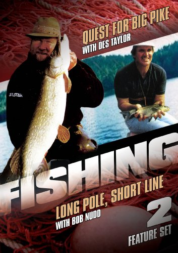 Fishing: Quest for Pike & Long Pole Short Line [DVD] [Import] -