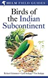 Birds of the Indian Subcontinent (Helm Field Guides)