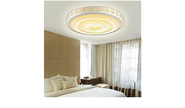 Sursy acryl decke led lampe wohnzimmer rund modernen