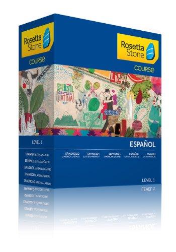 Rosetta Stone Course - Einstiegsniveau Spanisch (Lateinamerika) Level 1