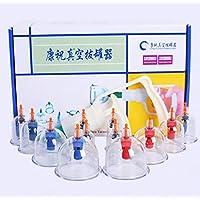 BG-YUFI YF Schröpfglas, 12 Verdickte Tasse Schröpfen pumpende Magnetfeldtherapie Schröpfen Schröpfgerät - preisvergleich bei billige-tabletten.eu