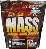 PVL Mutant Mass 2200 g Vanilla Weight Gain Shake Powder