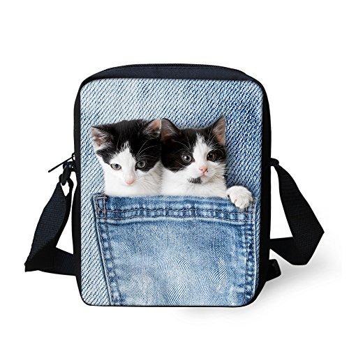 HUGSIDEA - Freizeit Damen Pocket Pet 3