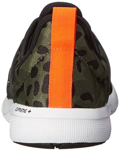 Adidas Performance Climacool Leap M chaussure de course, Collegiate Royal / noir / blanc, 7 M Us Dark Base Green / Black / Running White