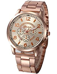 Addic Bold & Beautiful Rosegold Dial Analog Watch - For Women & Girls.