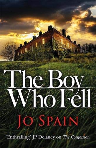 The Boy Who Fell (An Inspector Tom Reynolds Mystery Book 5) (English Edition)