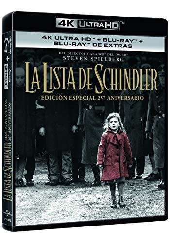 La Lista de Schindler (4K