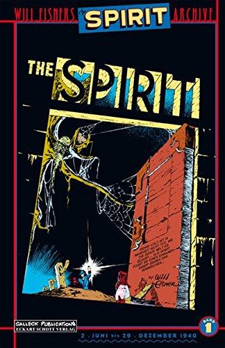 Spirit, Bd.1, Jahrgang 1940