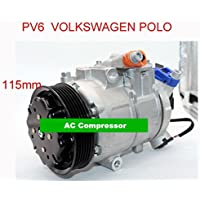 GOWE AC Compresor para coche Volkswagen Polo para coche VW Golf para coche VW Bora 6q0820803d