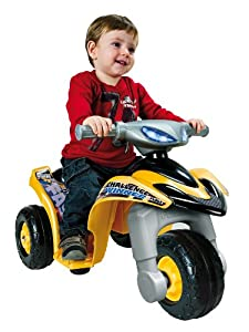 Feber Tribike - Moto eléctrica infantil de juguete, 6 V (Famosa 800007570)
