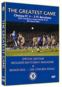 Chelsea FC - The Greatest Game [DVD]