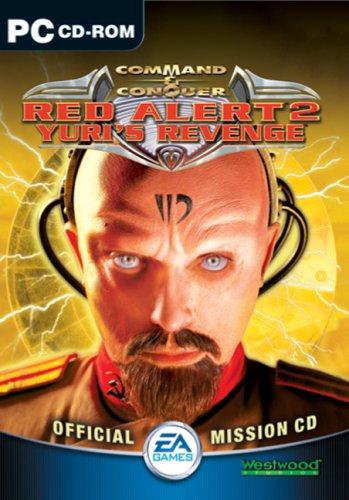 Command & Conquer - Red Alert 2 - Yuri's Revenge Alert-dvd-player