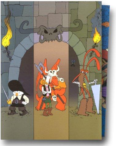 Donjon monsters, coffret découverte 3 volumes