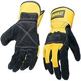 DeWalt Rigger General Purpose Glove - Black/Yellow, Large