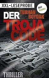 XXL-Leseprobe - Der Troja-Code: Thriller