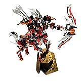 Unbekannt 3D Metall Puzzle Modellbau Kit Half Man Half Horse Ritter Krieger DIY Laser Cut Puzzle Spielzeug für Erwachsene - Microworld D007 Centaurus Archer