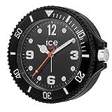 Ice-Watch 015197 Wecker mit Leisegang Schwarz
