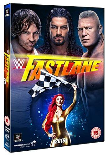 WWE: Fastlane 2016 [DVD] [UK Import] Preisvergleich