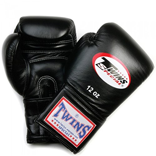 Twins-Gants bGVF Black-Noir, 12oz, gants