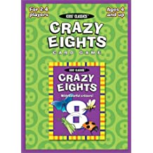 Crazy Eights: Classic Kids Playing Card Game (Kids Classics)